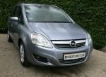 Opel Zafira 1.8-16V 7 pers - 2009 - 9.450,-